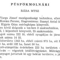 876. A községi termelőszövetkezet 1975-ben