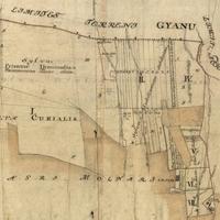 234. Molnári község erdeinek térképe (1762)