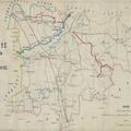 638. Úthálózati térkép 1874-ből