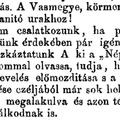 961. Tormássy Károly, az egyletszervező tanító