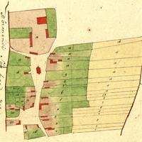 160. Szenttamás térképe 1820-ból