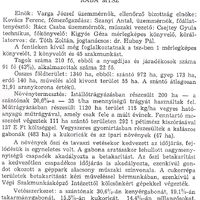 922. A községi termelőszövetkezet 1982-ben