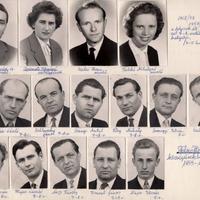 658. Iskolai felnőttoktatás 1959-65.