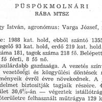 808. A községi termelőszövetkezet 1967-ben
