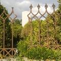 582. Kovácsoltvas sírkerítések községünk temetőiben