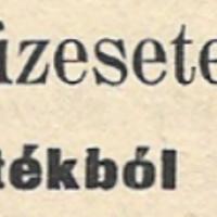 656. Nagy tűzeset Molnáriban (1900.)