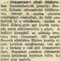 960. Sikkasztásért elítélt rábamolnári földműves