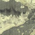 498. Az első katonai felmérés térképe községünkről