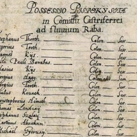 598. Püspöki jobbágyok 1656-ból