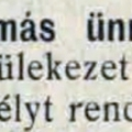 752. Rábaszenttamás ünnepe (1911.)