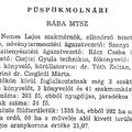 937. A községi termelőszövetkezet 1984-ben