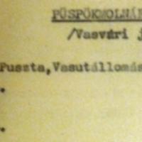 539. Községünk fejlődése 1945-1965 között