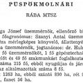 905. A községi termelőszövetkezet 1979-ben