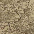 953. Községünk környéke egy 1808-as térképen