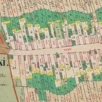 193. Püspöki térképe 1857-ből