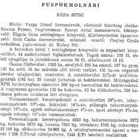 912. A községi termelőszövetkezet 1980-ban