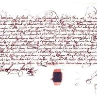136. Batthyány Kristóf oltalomlevele