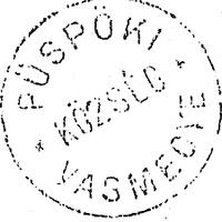 149. Községi pecsétek a 19-20. századból