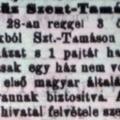 613. Egy nagy tűz Szenttamáson (1894.)