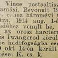 536. Katonák az I. világháborúból 10.