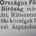 628. Rövidhírek 1929 márciusából
