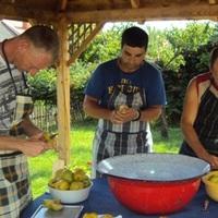 Badacsony, befőzés, torták - eseménydús ősz a tapolcai lakásban