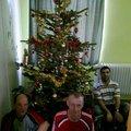 Karácsonyi sürgés-forgás és ünnepi látogatók