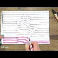 Hogyan készíts 3D rajzot a kezedről?