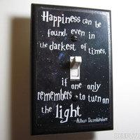 Dobd fel a villanykapcsolót!