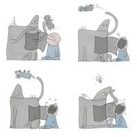 CubeMan és a gyermeknevelés