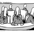 Kerek asztal, szögletes emberek