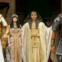 Élőszereplős Egyiptom hercege