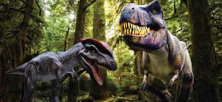 Visszatérnek a dinoszauruszok