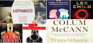 Izgalom, vér és időutazás - 6 regény a nyári kánikula elviseléséhez