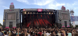 100 magyar produkció a VOLT Fesztiválon