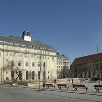 Építészeti díjat nyert a budapesti Piarista Központ rekonstrukciója