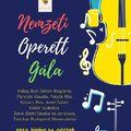 Június 14-én ismét Budapesten a Nemzeti Operett Gála
