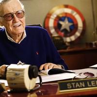 Isten veled Stan Lee!
