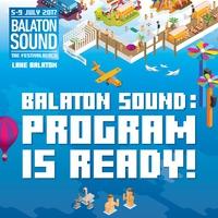 Teljes a Balaton Sound idei programja