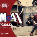 Újabb önálló koncerttel tér vissza a Sum 41 a Budapest Parkba!