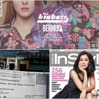 Nyerj jegyet a The Biebers lemezbemutatójára, a legújabb InStyle magazinnal együtt!