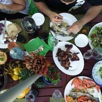 Nyárzáró grill party - avagy az első receptes gasztro posztom