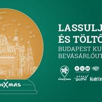Kiváló programokat kínál Karácsonyig a SlowXmas