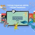 Ingyenes interaktív hangoskönyvek felolvasással a BOOKR Kids és a Samsung együttműködésében
