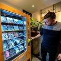 Átadták az ország első CD automatáját
