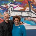 20 művész összefogásával nyílt meg a gyermekvédelmi gondoskodásban élőknek dedikált kiállítás