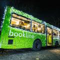 Karácsonyi hangulatú fénybusszal jótékonykodik a Bookline