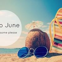 Júniusi programles