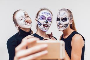 Ne félj a halloweeni smink eltávolításától