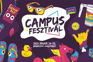 Indítsd a 2021-es fesztiválszezont Debrecenben a Campuson!